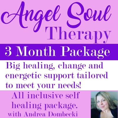 Angel Soul Therapy Package