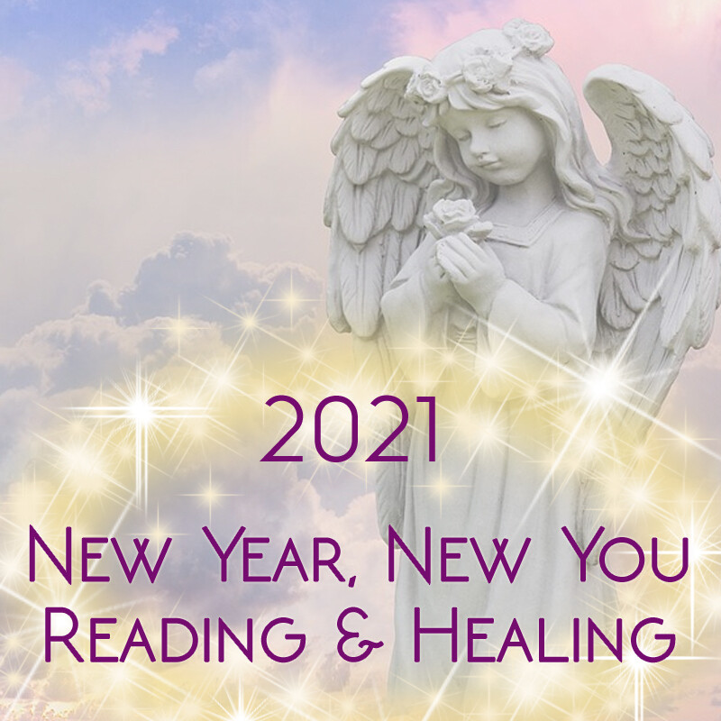 New Year New You Reading & Healing