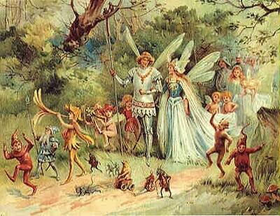 Fairy Royalty