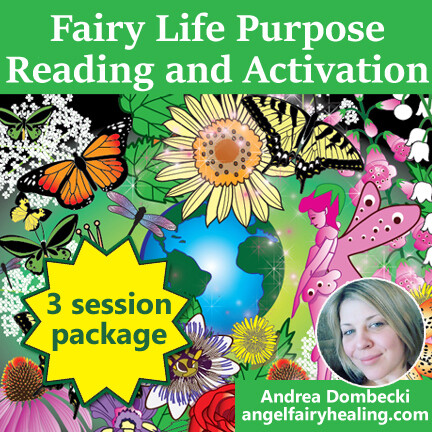 Fairy Life Purpose Reading and Activation 3 Session Package