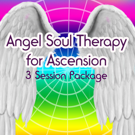 Angel Soul Therapy for Ascension 3 Session package