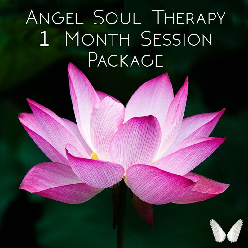 Angel Soul Therapy 1 Month Package