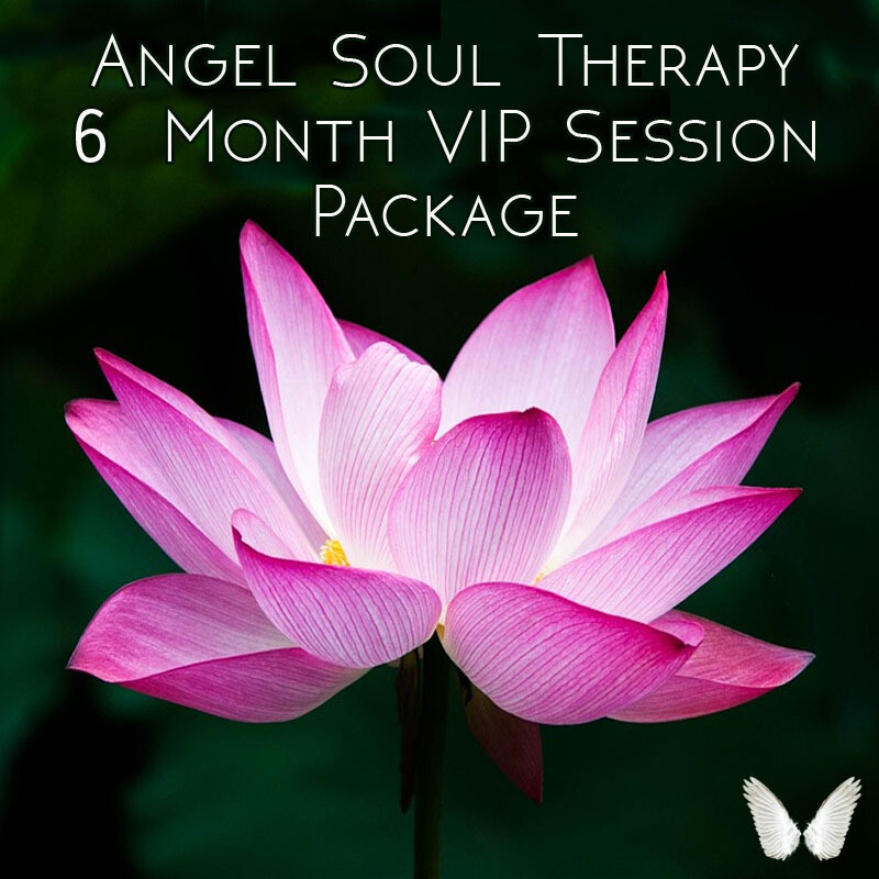 Angel Soul Therapy 6 Month Package