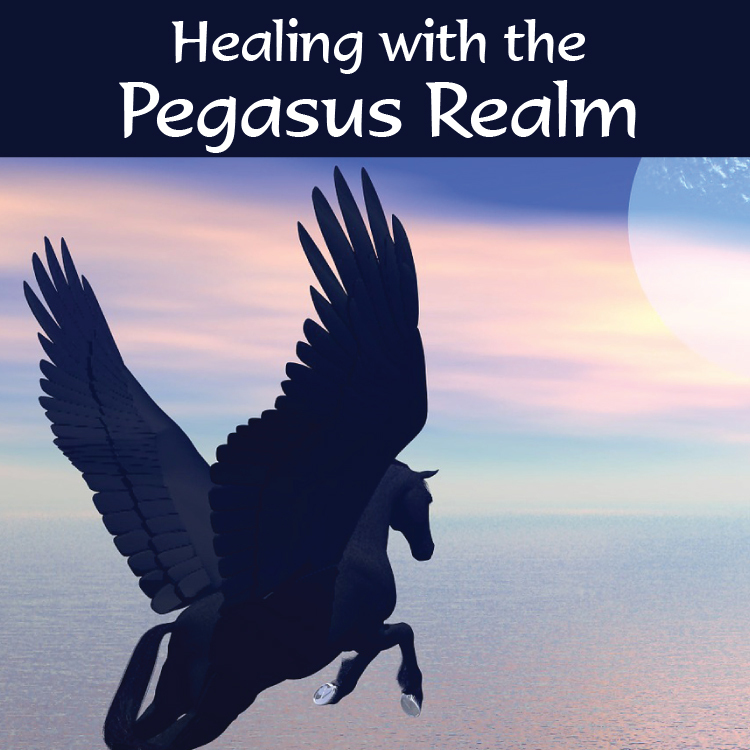 Healing with the Pegasus Realm Audio Class