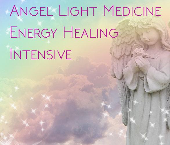 Angel Light Medicine Energy Healing Self Study