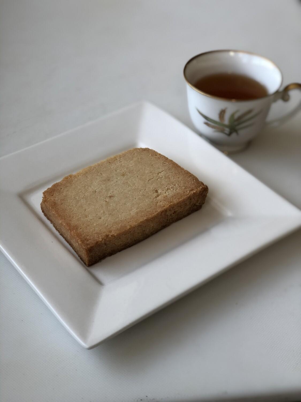 Vanilla Shortbread - GF SF Keto