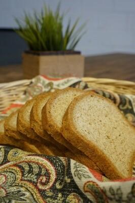 One Carb Banana Bread - GF DF SF Keto