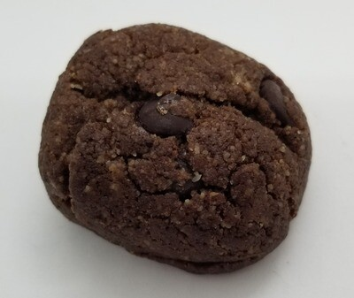 Double Chocolate Mint Cookies by the half pound - GF DF SF Keto