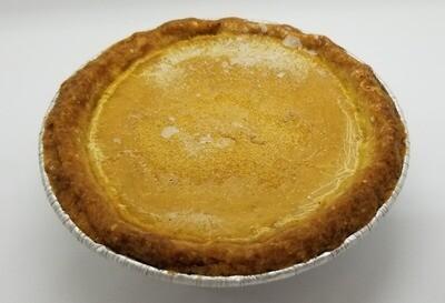 "4"" Holiday Pie - GF SF Keto"