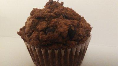 Pumpkin Spice Muffin - GF DF SF Keto