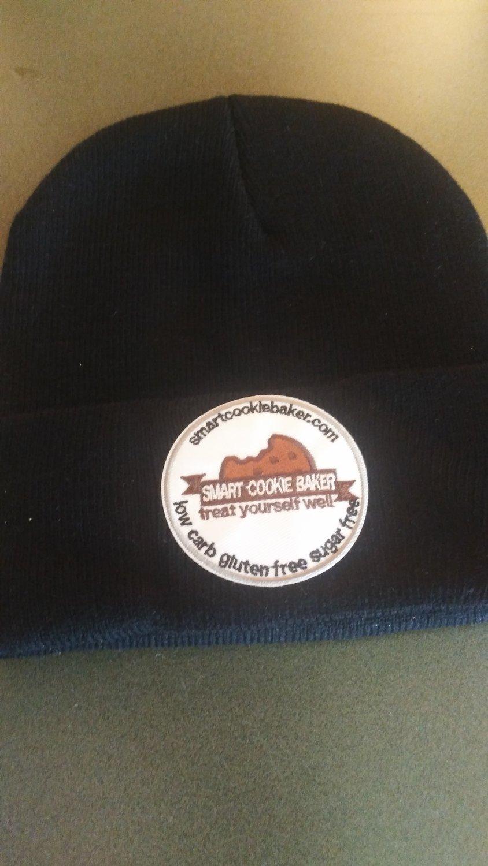 SCB Skull Cap - Black