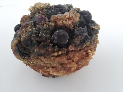 Blueberry Muffin - GF DF SF Keto