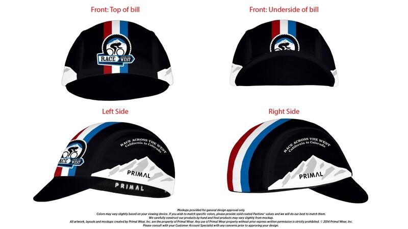 RAW Cycling Cap by Primal Wear