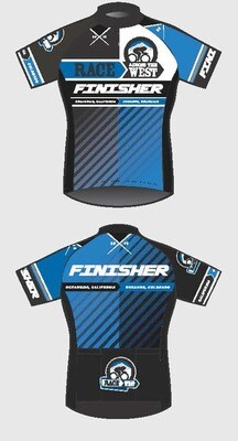 2018 - 2019 RAW Official Finisher Jersey