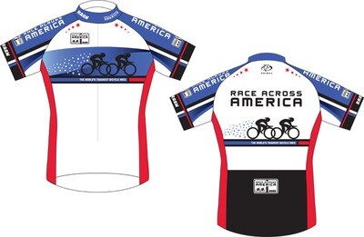 2012-2013 RAAM Official Finisher Jersey - Solo & Team