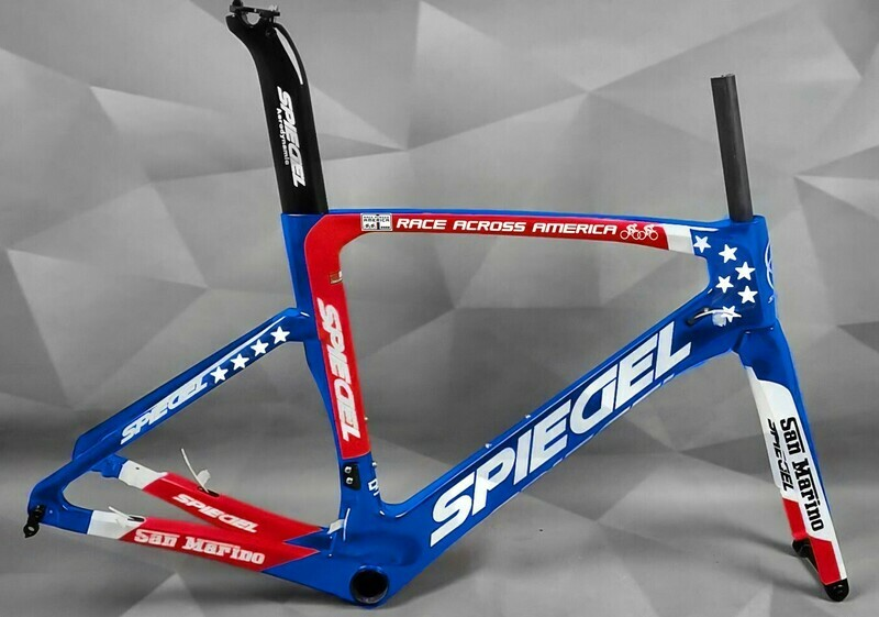 RAAM - Spiegel San Marino With Personalized Graphics (Non-USA Shipping)