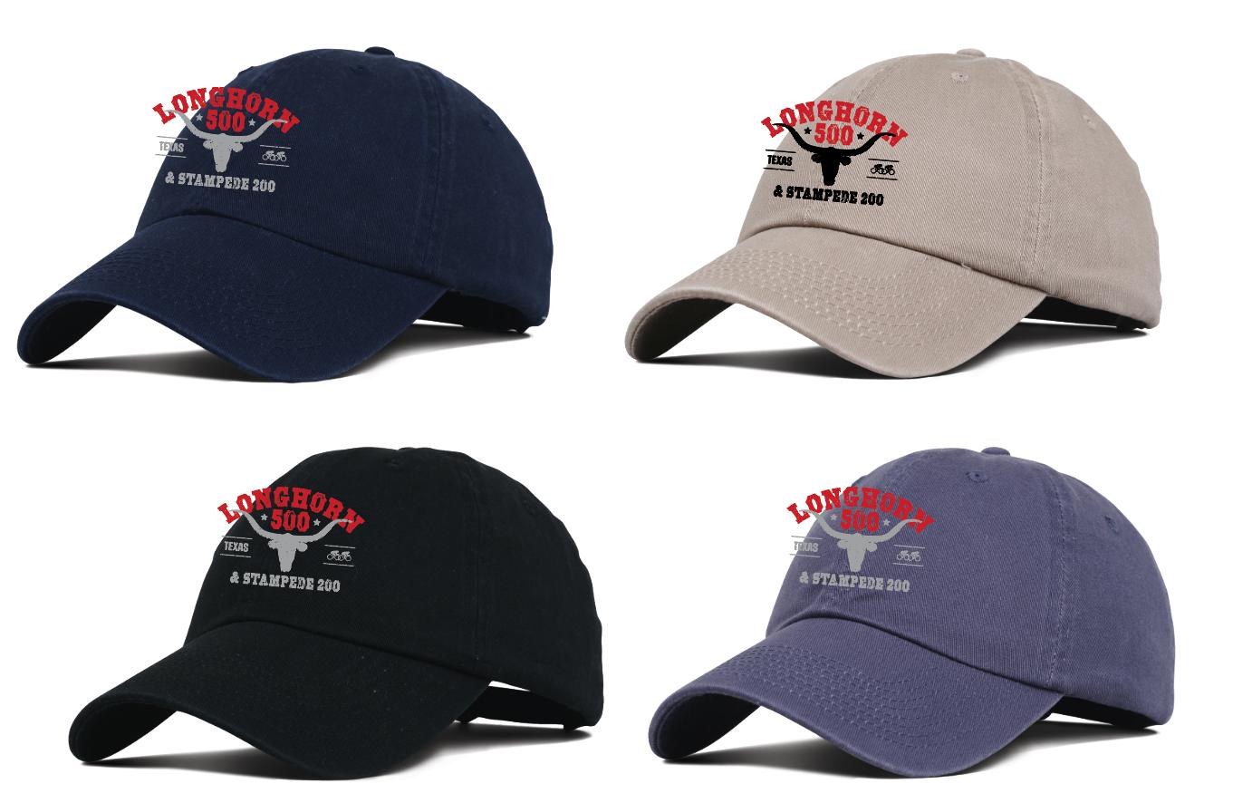 Longhorn 500 / Stampede 200 Baseball Hat