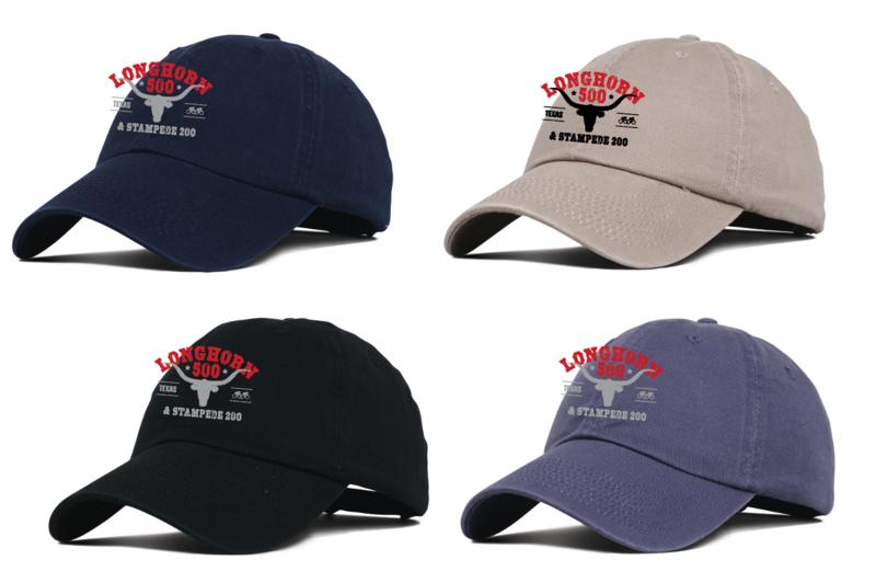 Longhorn 500 / Stampede 200 Baseball Hat (Pre-Order)