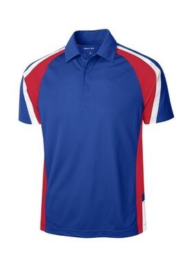 RAAM Logo Tec-Polo Shirt