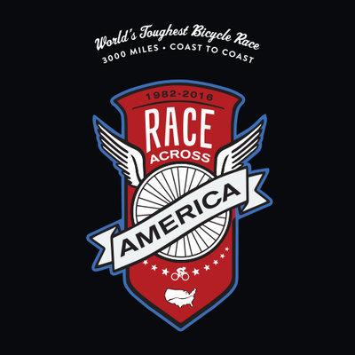 2016 RAAM Head Badge Long Sleeve T-Shirt