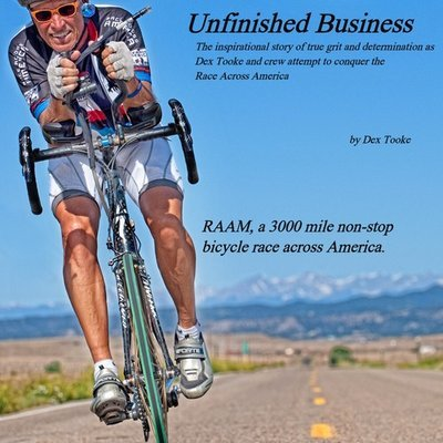 Unfinished Business - Dex Tooke (Solo #383)