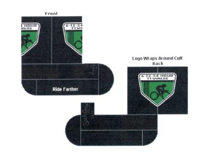 6-12-24 HR   WTTC Socks