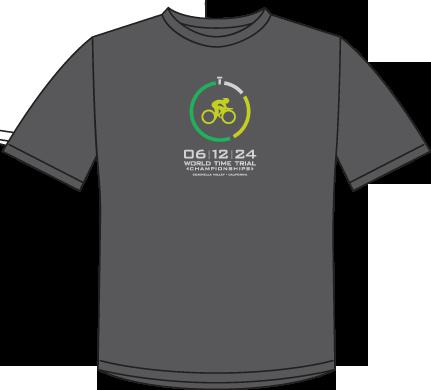 2012 6-12-24 HR WTTC Short Sleeve T-Shirt