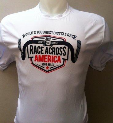 2015 RAAM Tech T-Shirt