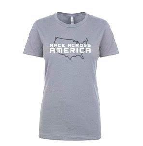 RAAM Map T-Shirt  - Men's