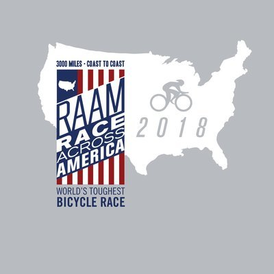 2018 RAAM Short Sleeve T-Shirt