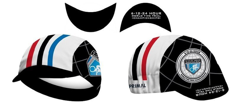 6-12-24 HR WTTC Cycling Cap