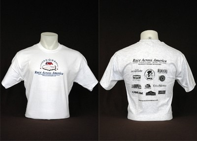 2007 RAAM Short Sleeve T-Shirt