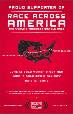 2012 Promotional RAAM Poster