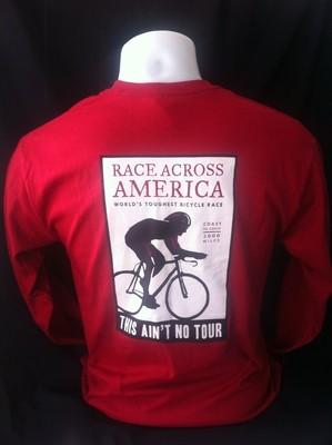 RAAM Classic 'This Ain't No Tour' Long Sleeve Design