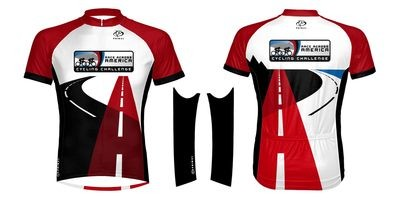 RAAM Challenge Series Jersey V1 by Primal Wear
