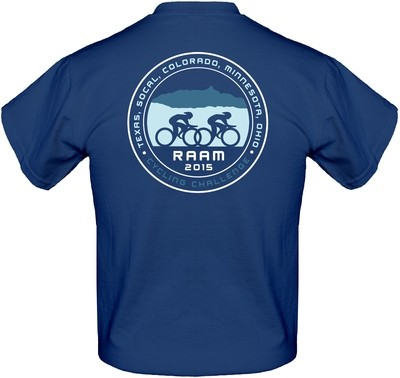 2015 - RAAM Series Short Sleeve T-Shirt