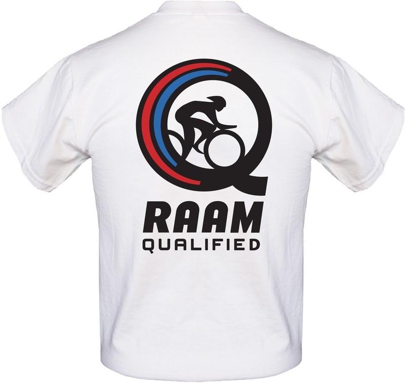 RAAM Qualified T-Shirt: 'Q' Logo