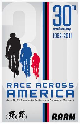 2011 RAAM Poster