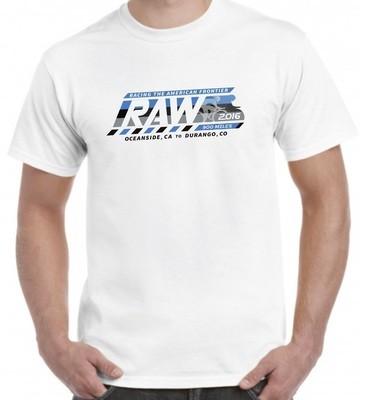 2016 RAW Short Sleeve Tech T-Shirt