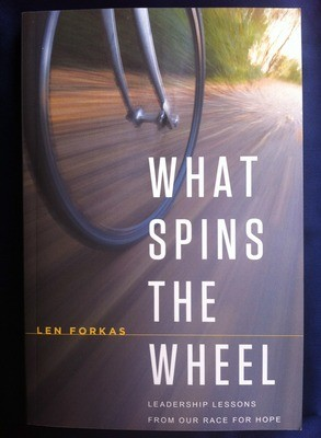 What Spins The Wheel - Len Forkas