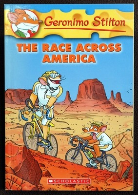 The Race Across America - Geronimo Stilton #37