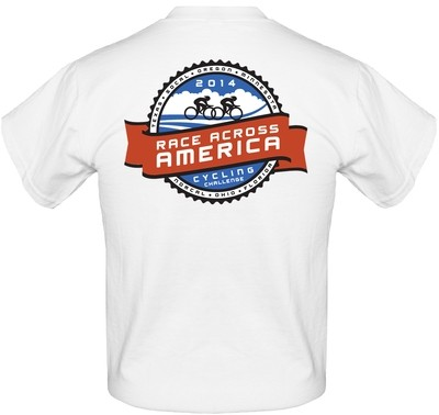 2014 RAAM Series Short Sleeve T-Shirt