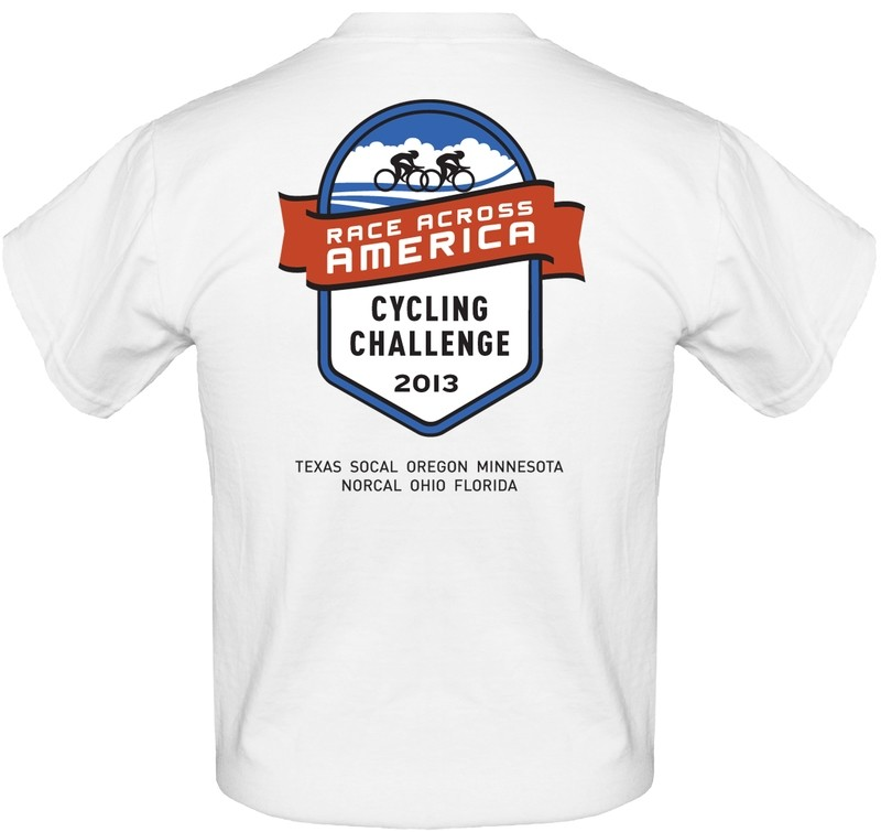 2013 RAAM Series Short Sleeve T-Shirt