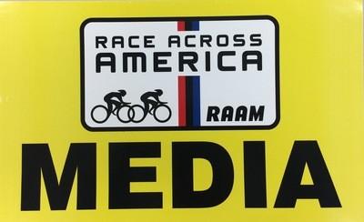 Vehicle Signage Kit for MEDIA