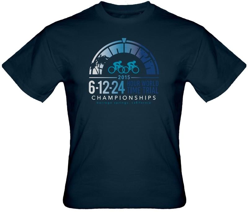 2015 - 6-12-24 HR WTTC Short Sleeve T-Shirt