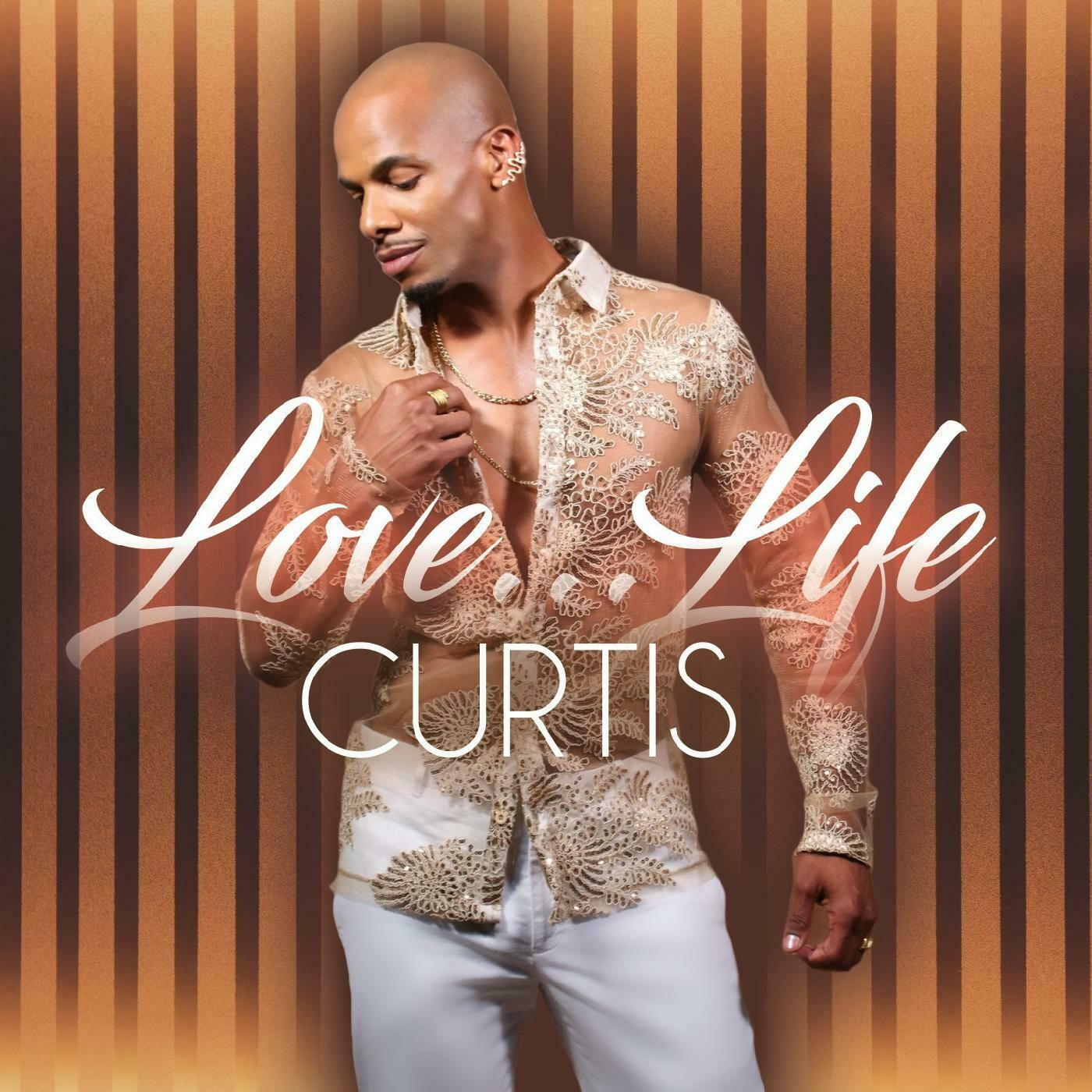 CURTIS - Love... Life (CD)