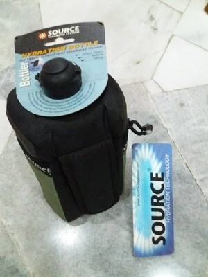 Source Bottle 1L 35oz. Suitable for all Outdoor activities. MUST HAVE! BUY it NOW!