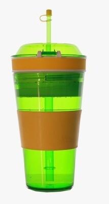 My Kool Kup/Kool Cup - 2 Colors of Green & Brown.