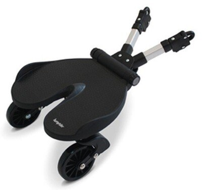 Bumprider stand-on-board, buggy board, Swedish Technology Made In S.Korea - CNY PROMO. Color BLACK. BUY 1 GET 1 FREE. RM 290.00 FOR A LIMITED PERIOD ONLY.