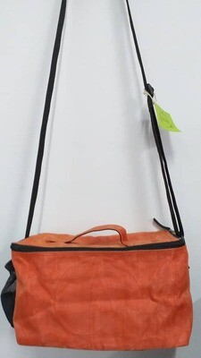 Baby Organizer Bag - RED. MID-TERM SALE! A Must Have for first time mother's to be. Organize all your baby's needs & wants in 1x Shoulder carrying Hands FREE bag.